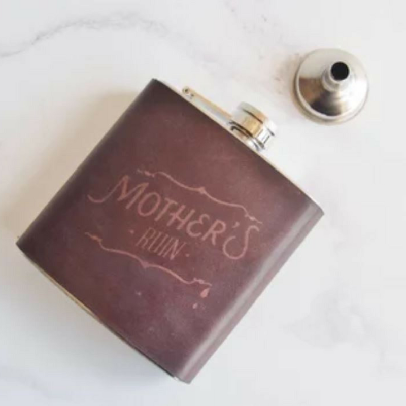 Gin Hip Flask