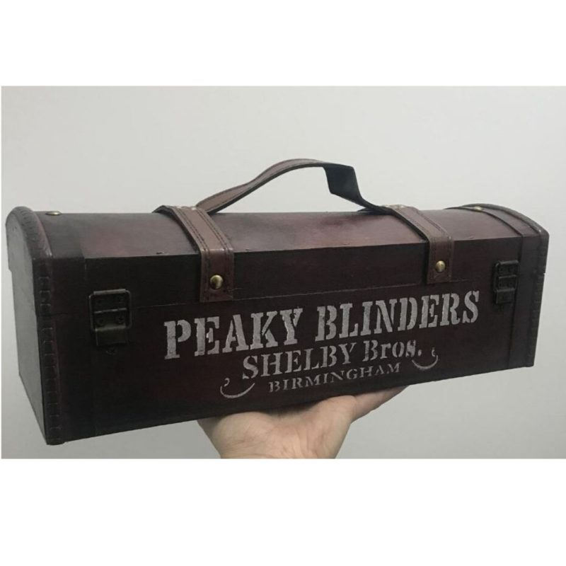 Peaky Blinders Gin Trunk